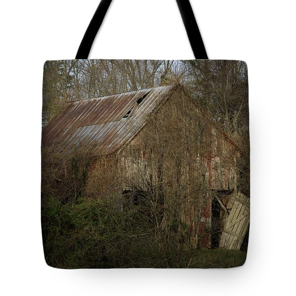 Tote Bag featuring the photograph To Be Versed In Country Things by Rebecca Sherman