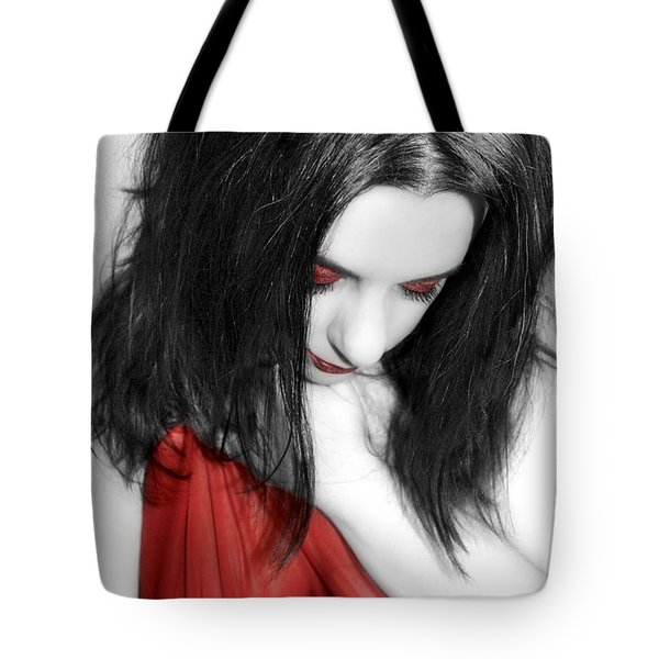 To Bring You My Love Tote Bag by Heather King