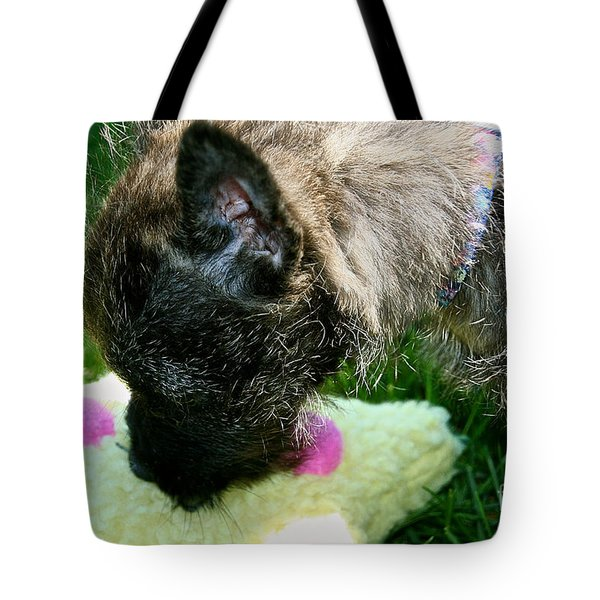 To Catch A Star Tote Bag by Susan Herber