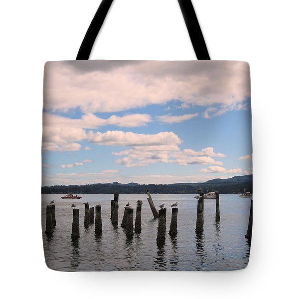 To Each His Own Tote Bag by Kym Backland