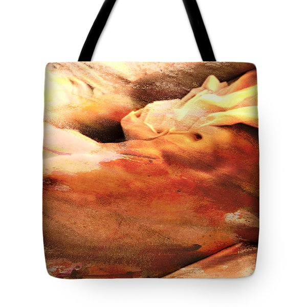 To Improve The Reality Tote Bag by Mark Ashkenazi