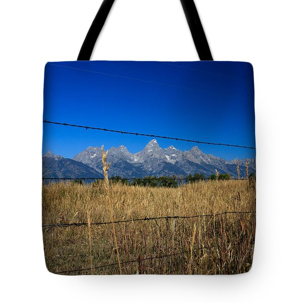 To Keep All The Nature In Tote Bag by Karen Lee Ensley
