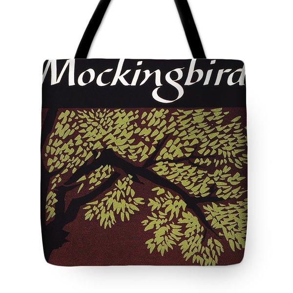 To Kill A Mockingbird, 1960 Tote Bag