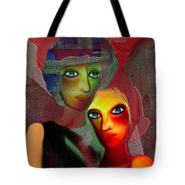 002 - To Lean On    Tote Bag