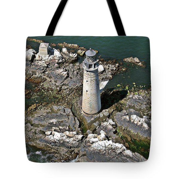 To Light The Graves Tote Bag