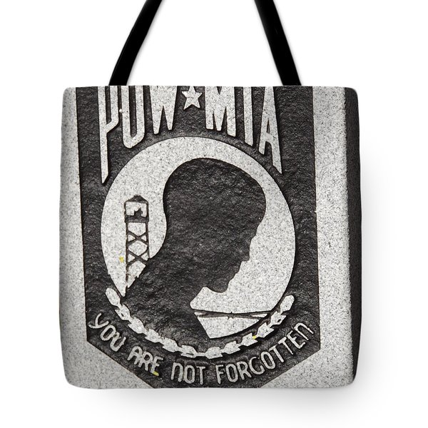 Tote Bag featuring the photograph To Our Heros by Aaron Martens