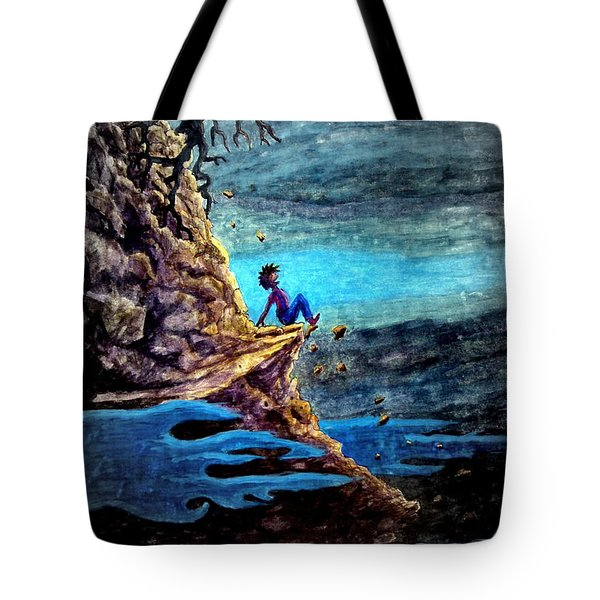 To Steep To Turn Back ... Tote Bag