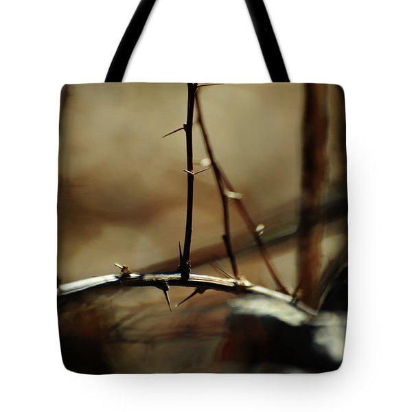 To Taste The Earth Tote Bag by Rebecca Sherman