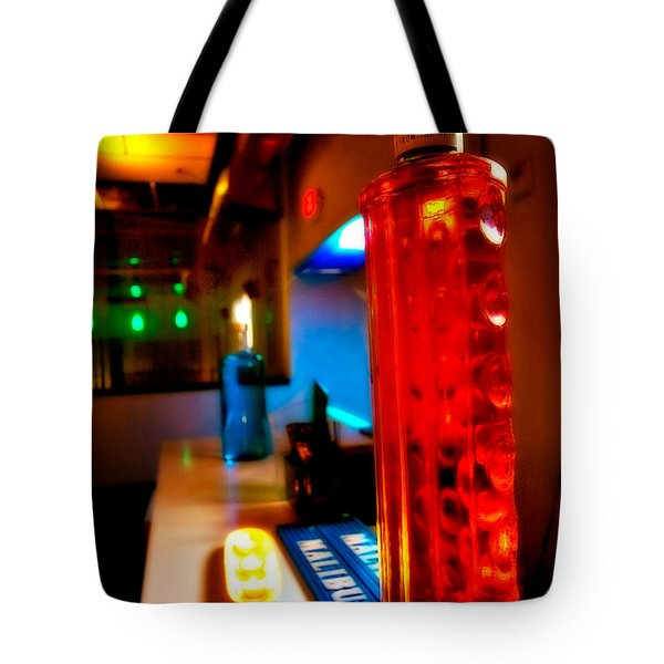 To The Bar Tote Bag