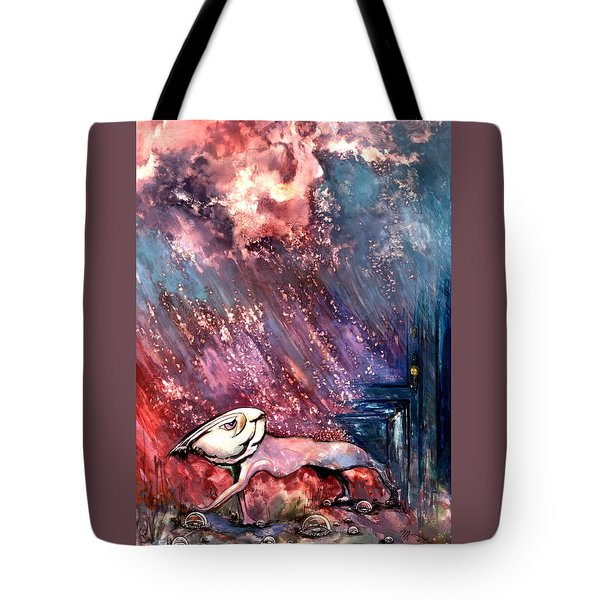 To The Freedom Tote Bag by Mikhail Savchenko
