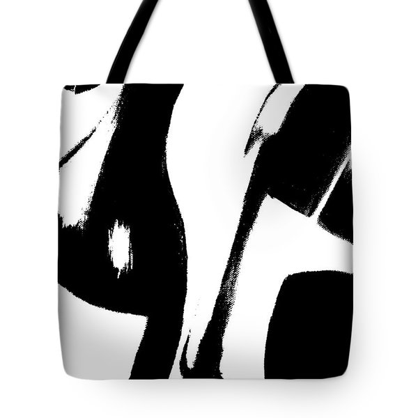 To The Good Life Tote Bag by Lisa Kaiser