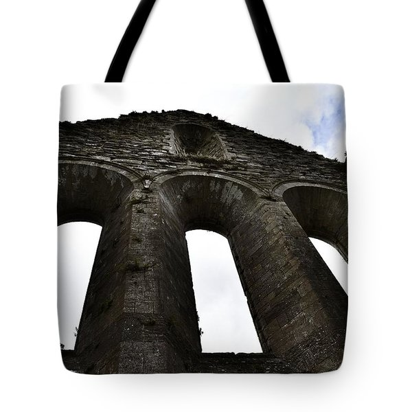 Open To The Heavens Tote Bag