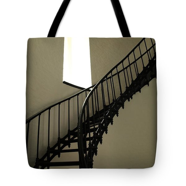 To The Light Tote Bag by Roupen  Baker