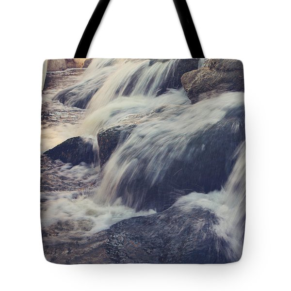 To The Place I Love Tote Bag by Laurie Search