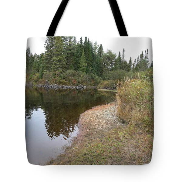 To The River Tote Bag by Jean Macaluso