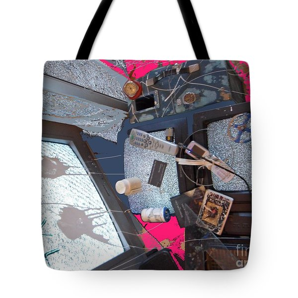 To The Taste Of Water Tote Bag