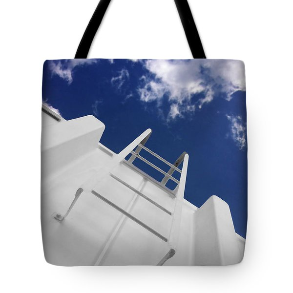 To The Top Tote Bag