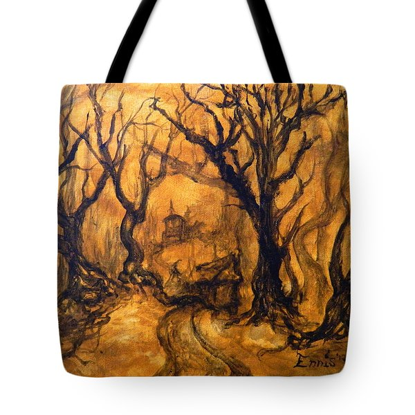Toad Hollow Tote Bag