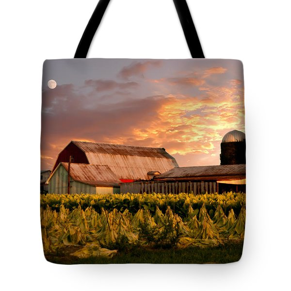 Tobacco Row Tote Bag