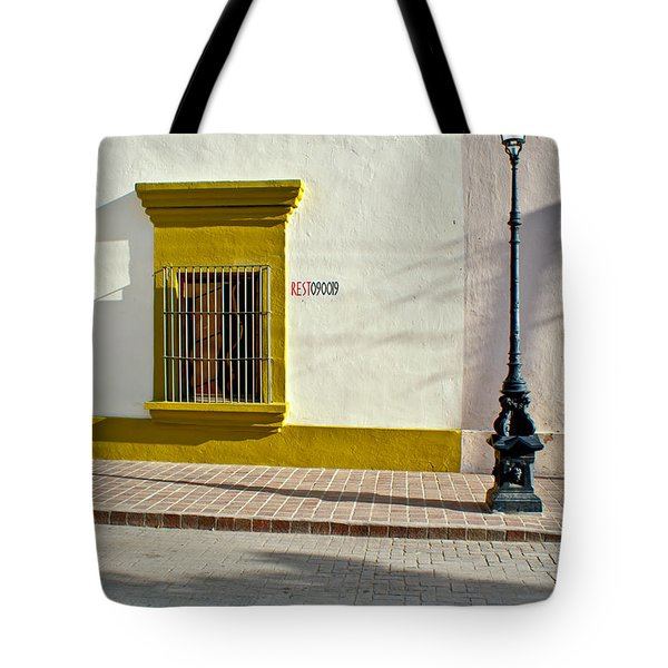 Todos Alley Tote Bag by Ryan Burton