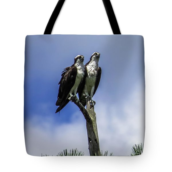 Together Again Tote Bag