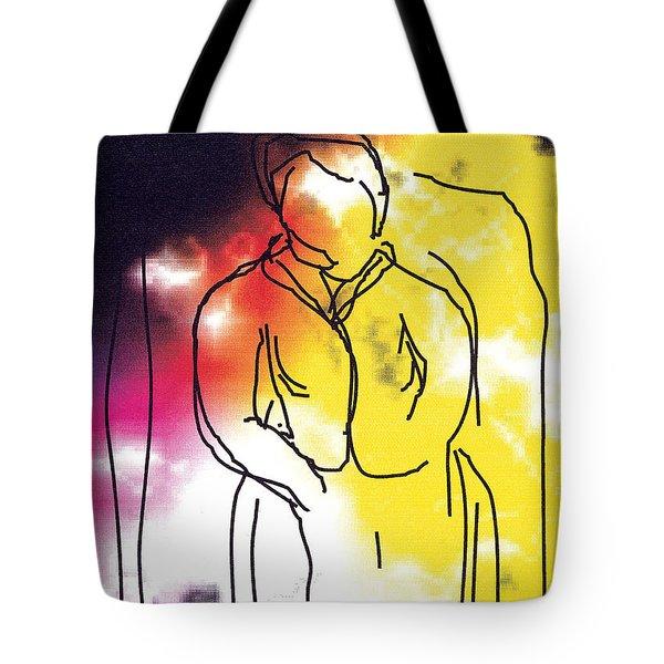 Together Tote Bag by Bjorn Sjogren