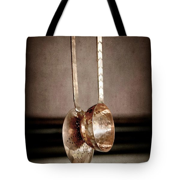 Together Tote Bag by Trish Mistric