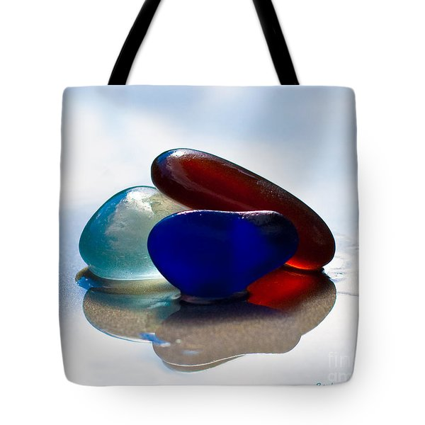 Together We Are Strong Tote Bag by Barbara McMahon