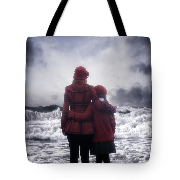 Together We Are Strong Tote Bag by Joana Kruse