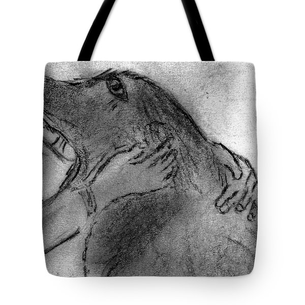 Togetherness Tote Bag by Elizabeth Briggs