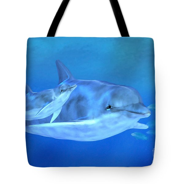 Togetherness Tote Bag by John Edwards