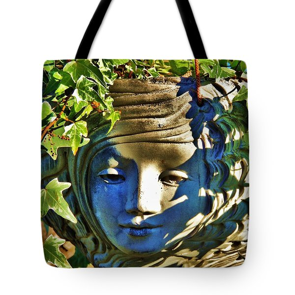 Told In A Garden Tote Bag