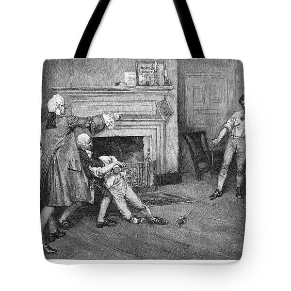 Tollemache And Pennington Tote Bag