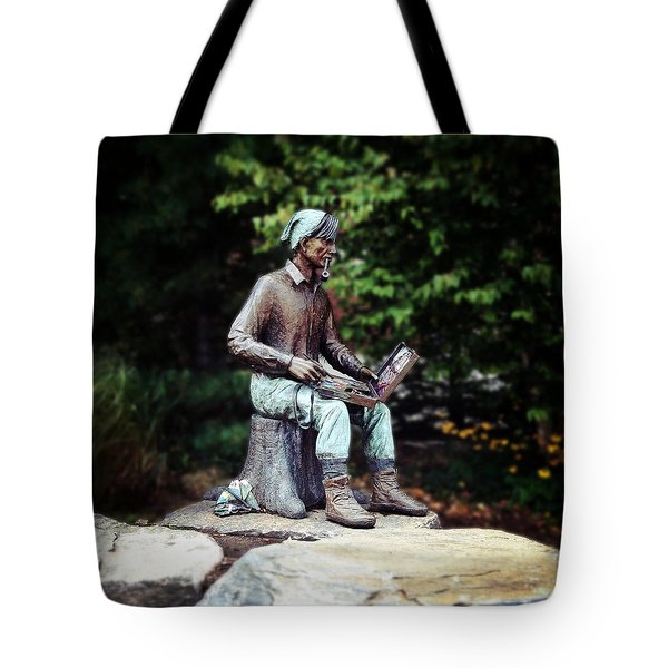 Tom Thomson Tote Bag