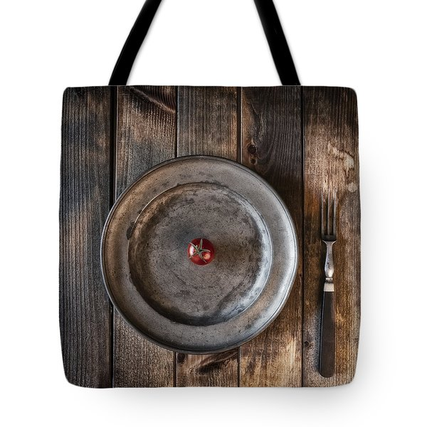 Tomato Tote Bag by Joana Kruse