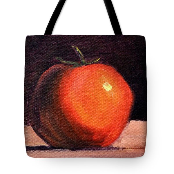Tomato Still Life Painting Tote Bag