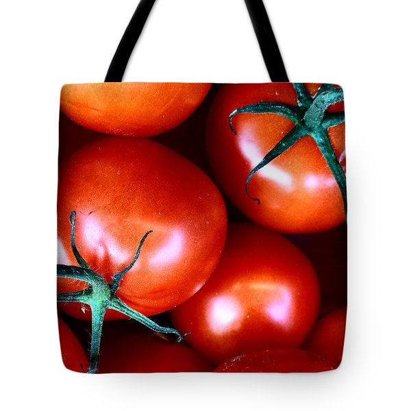 Tomatoes Tote Bag by Jason Michael Roust