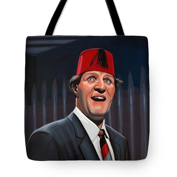 Tommy Cooper Tote Bag