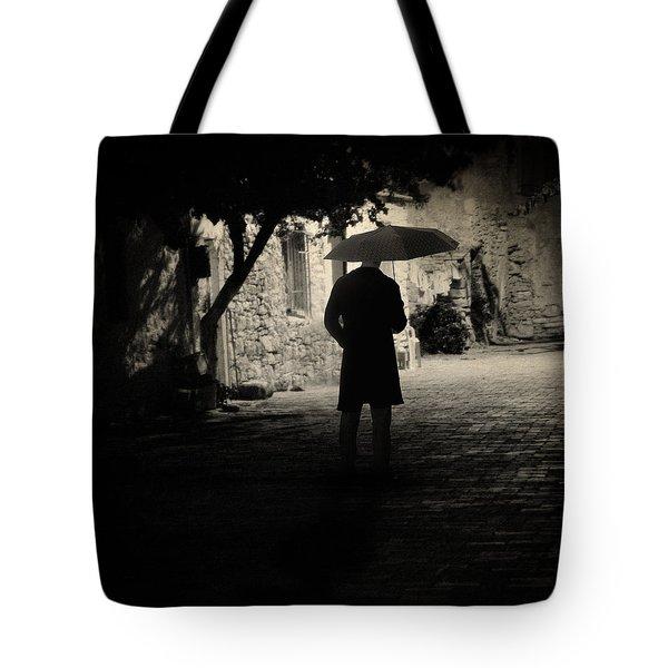 Tomorrow Tote Bag by Taylan Apukovska