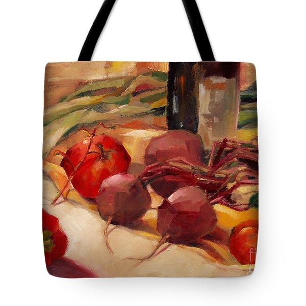 Tom's Bounty Tote Bag