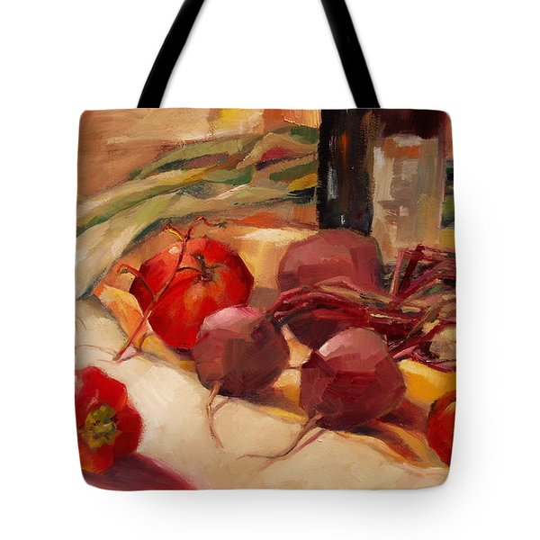 Tom's Bounty Tote Bag