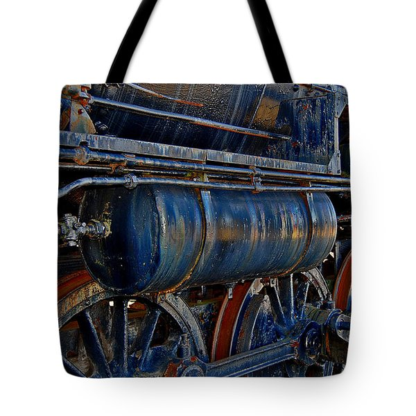Tonnage Tote Bag by Skip Willits