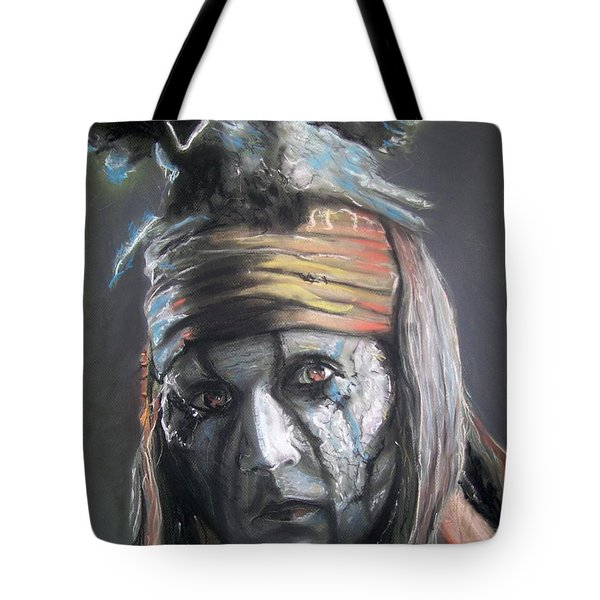 Tonto Tote Bag by Peter Suhocke