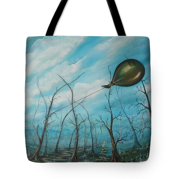 Too Much Too Soon Tote Bag