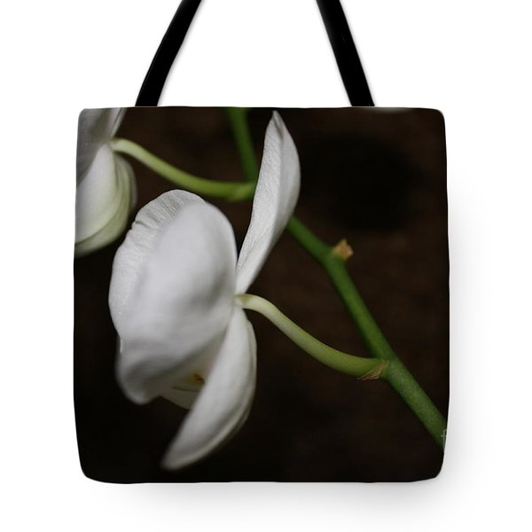 Too Orchid Tote Bag by Cathy Dee Janes