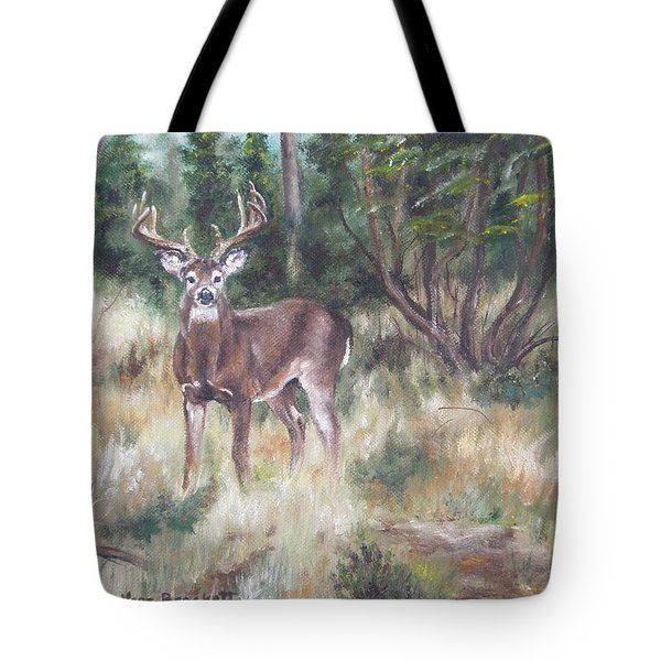 Too Tempting Tote Bag