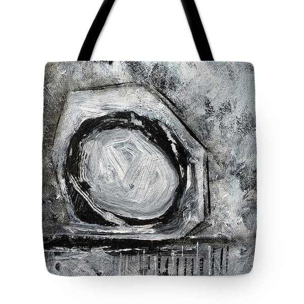 Tote Bag featuring the painting Tool Time by Jim Whalen