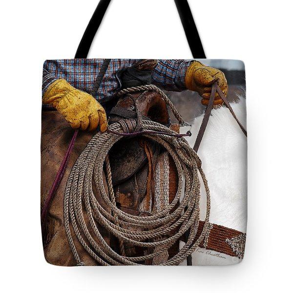 Tools Of The Trade Tote Bag by Kae Cheatham