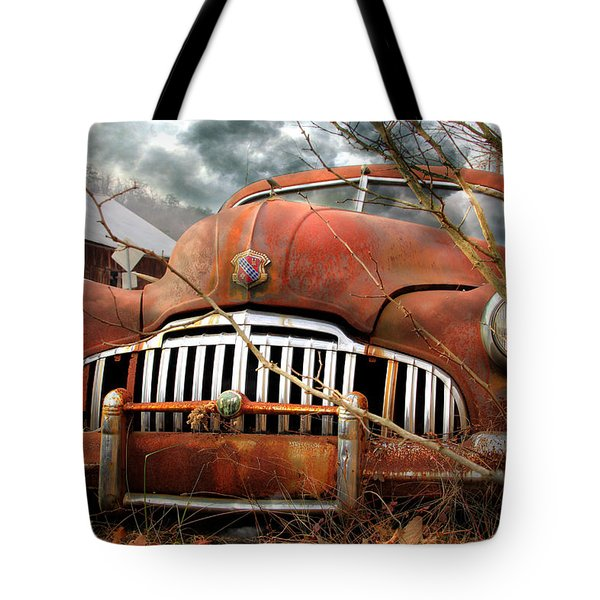 Toothless Tote Bag by Lori Deiter