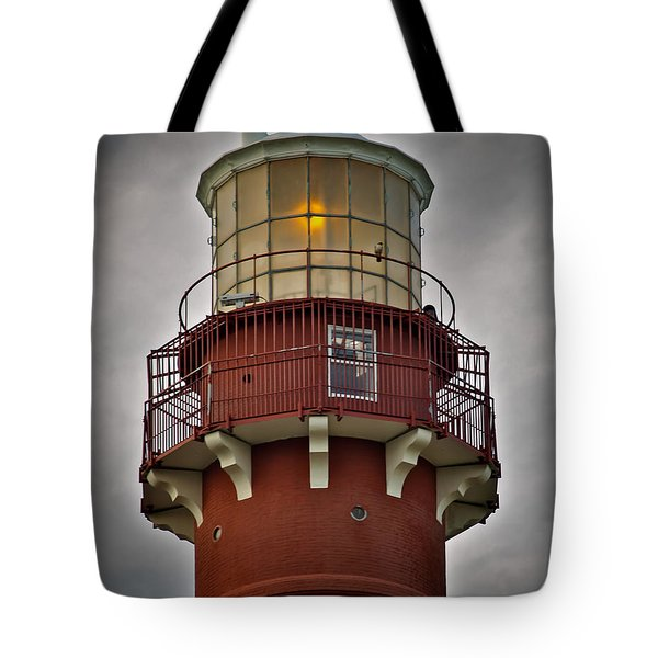 Top Of Barney 2007 - Hawk's Perch Tote Bag